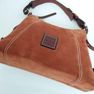 Dooney & Burke | Brown Leather Hobo Purse